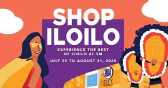 Shop Iloilo at SM City